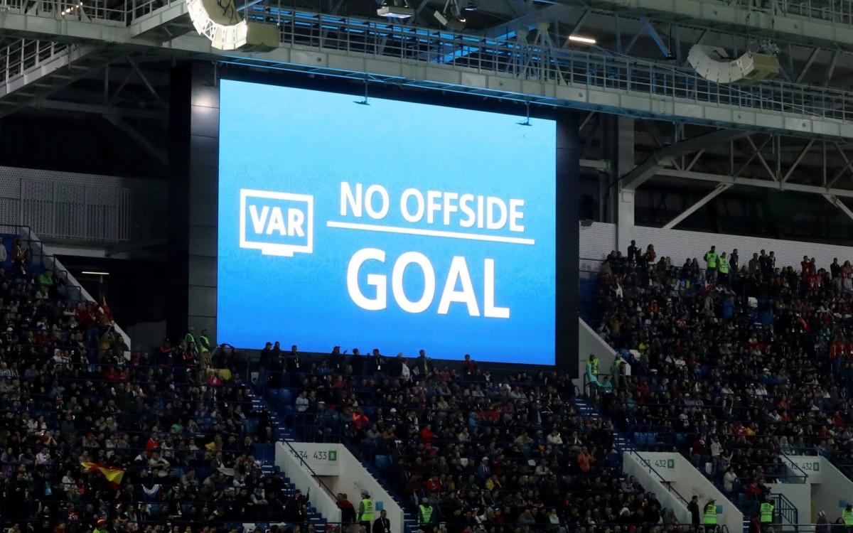 Memicu Kontroversi di era VAR, kriteria Handball ini dalam sepak bola